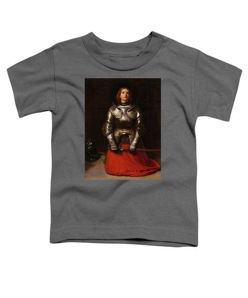 Joan Of Arc Toddler T-Shirt