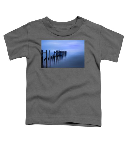 Colorful Overcast At Twilight Toddler T-Shirt