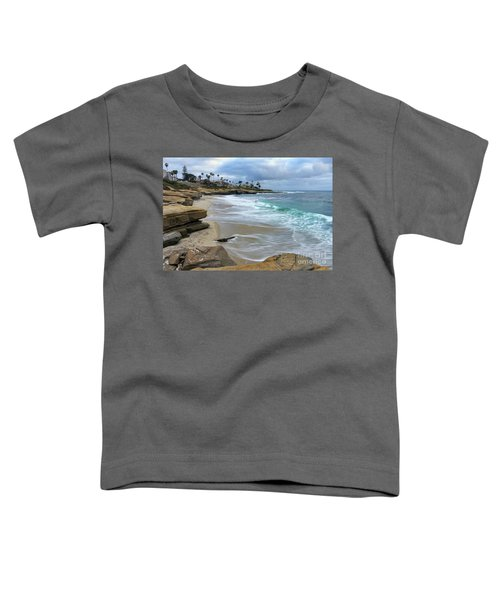 La Jolla Shores Toddler T-Shirt
