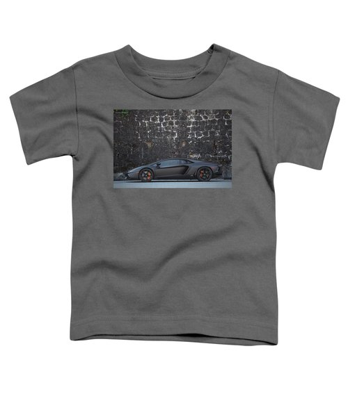 #lamborghini #aventador  Toddler T-Shirt