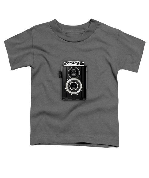 Lubitel 2 Vintage Camera Collection Toddler T-Shirt