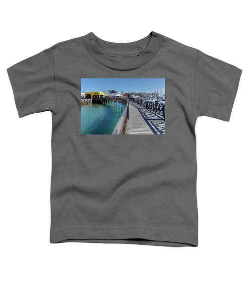 Marina Rubicon - Lanzarote Toddler T-Shirt
