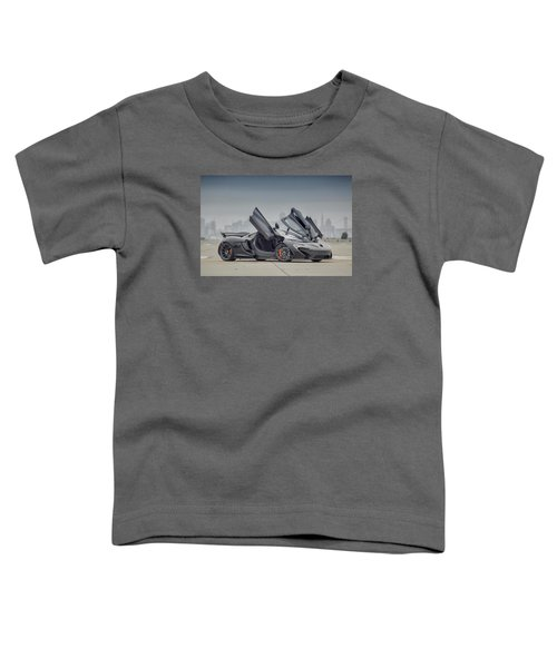 Mclaren P1 Toddler T-Shirt