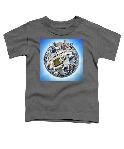 Milwaukee Riverwalk Toddler T-Shirt