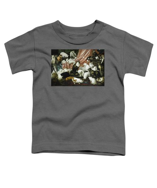 My Wife's Lovers Toddler T-Shirt