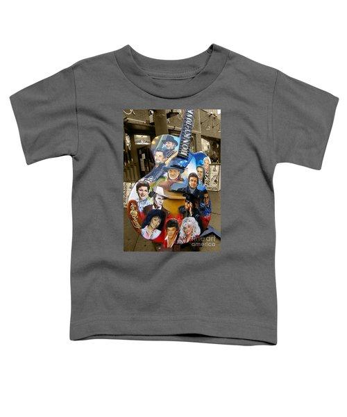 Nashville Honky Tonk Toddler T-Shirt