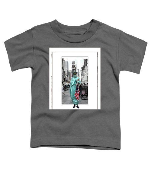 New York City Toddler T-Shirt
