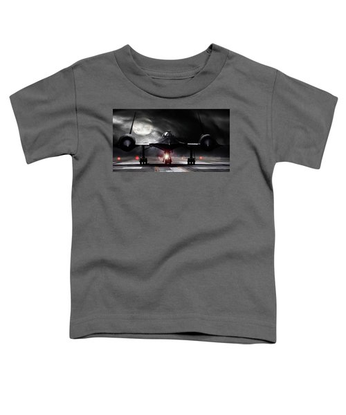 Night Moves Toddler T-Shirt by Peter Chilelli