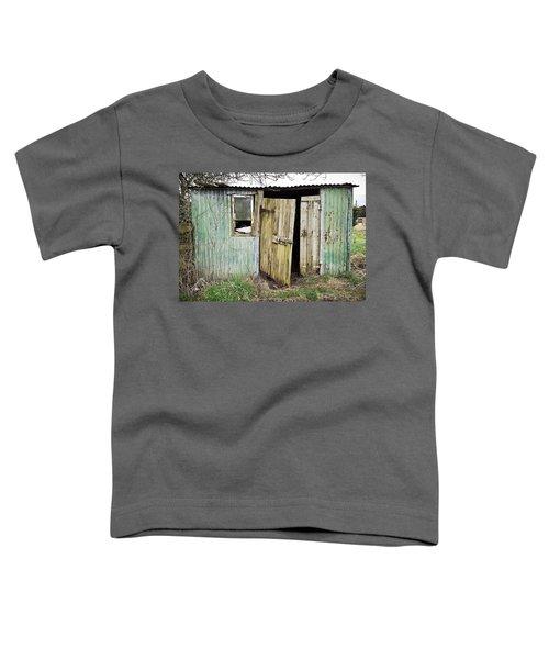 Old Hut Toddler T-Shirt
