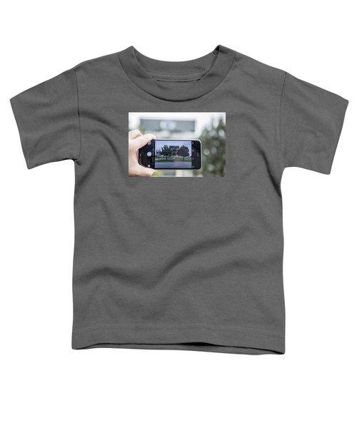 Penn State Beaver Stadium  Toddler T-Shirt by John McGraw