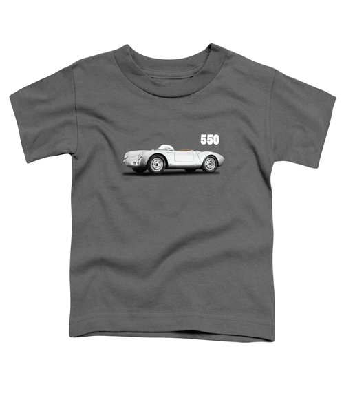 Porsche 550 Toddler T-Shirt