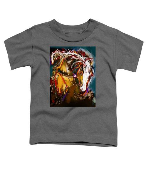 2 Spirit Knights Toddler T-Shirt