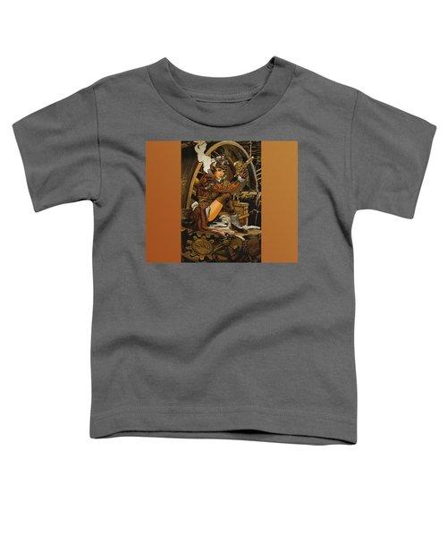 Steampunk Toddler T-Shirt