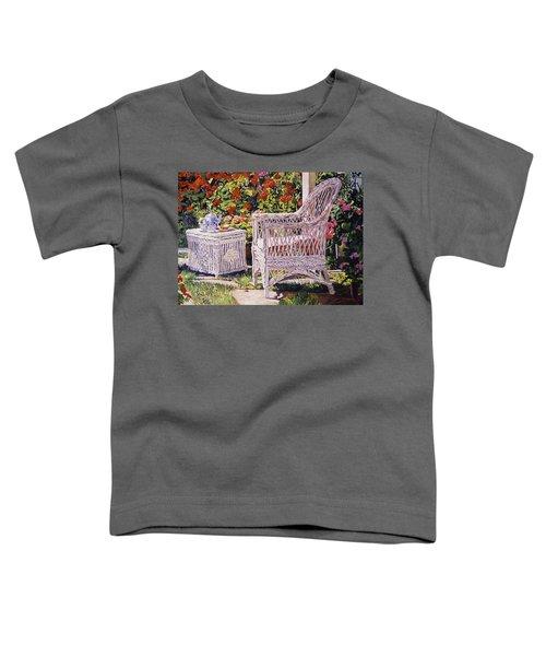 Tea Time Toddler T-Shirt