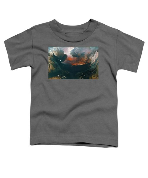 The Great Day Of His Wrath Toddler T-Shirt