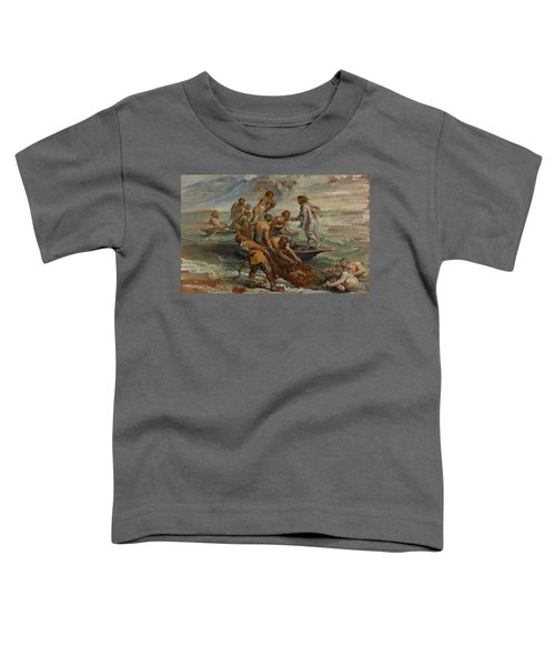 The Miraculous Draught Of Fishes Toddler T-Shirt