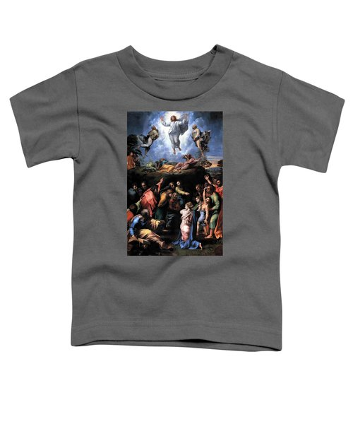 The Transfiguration Toddler T-Shirt