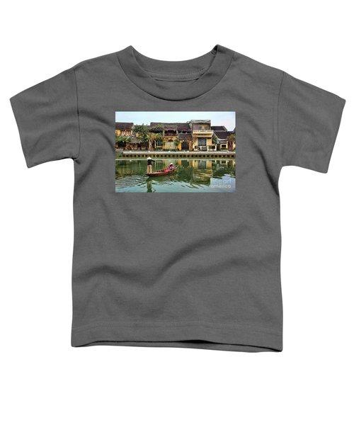 2 Women Boat Hoi An Vn Toddler T-Shirt