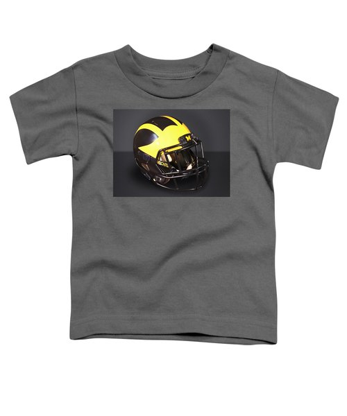 2010s Wolverine Helmet Toddler T-Shirt