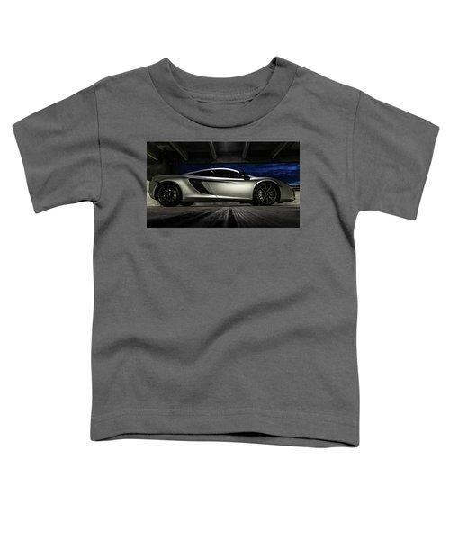 2012 Mclaren Mp4-12c Toddler T-Shirt