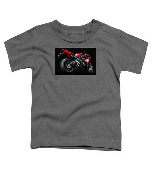 2013 Triumph Daytona 675 Toddler T-Shirt