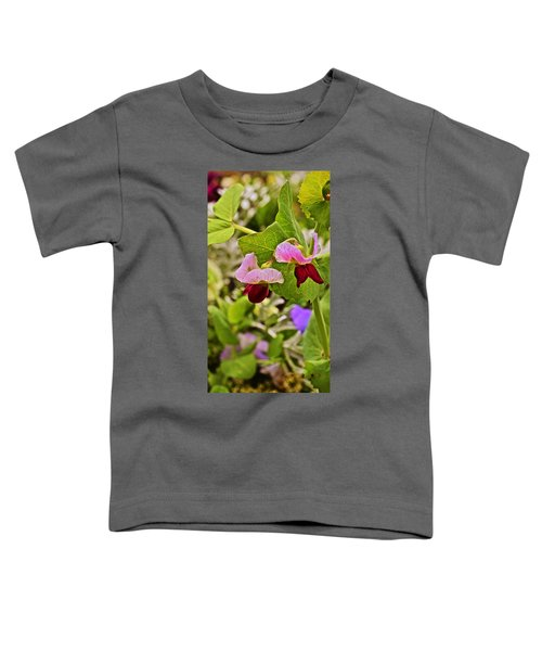 2015 Summer's Eve At The Garden Sweet Pea 2 Toddler T-Shirt