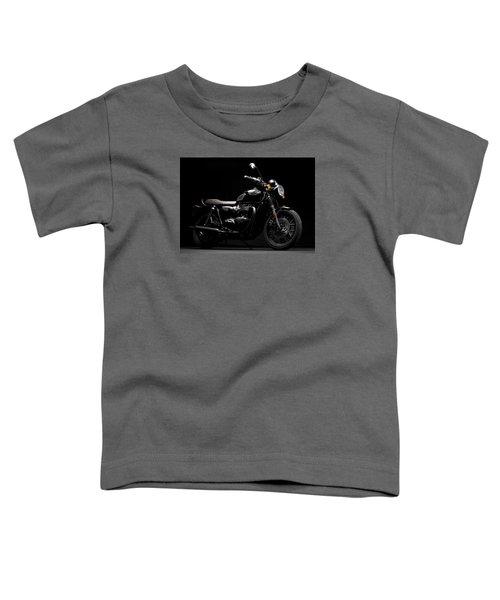 2016 Triumph Bonneville T120 Toddler T-Shirt