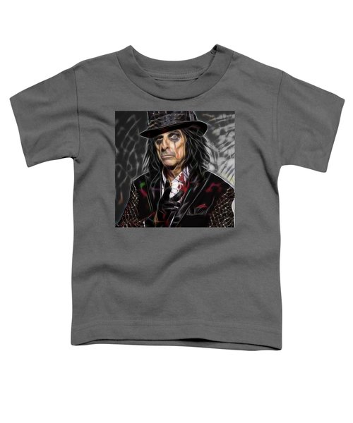 Alice Cooper Collection Toddler T-Shirt