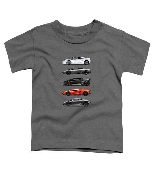 21st Century Fighting Bulls Toddler T-Shirt