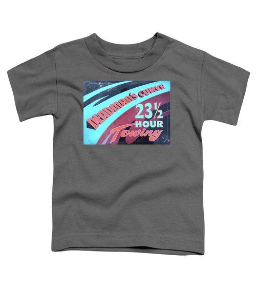 23 1/2 Hour Towing Toddler T-Shirt