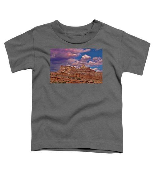 San Rafael Swell Toddler T-Shirt