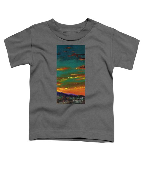 2nd In A Triptych Toddler T-Shirt