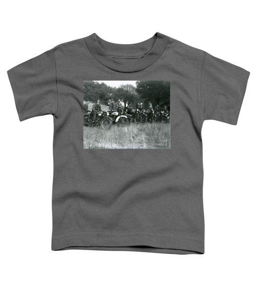 1941 Motorcycle Vintage Series Toddler T-Shirt