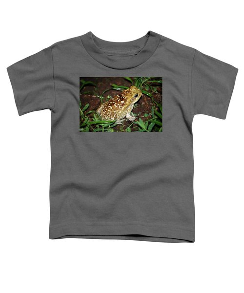 Cane Toad Toddler T-Shirt