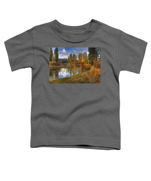Cocolala Creek Slough Toddler T-Shirt