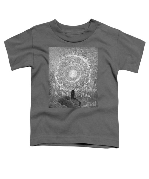 Dante Paradise Toddler T-Shirt