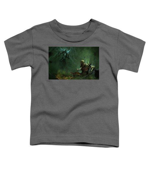Diablo IIi Reaper Of Souls Toddler T-Shirt