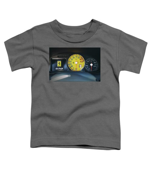 #ferrari #599gto #print Toddler T-Shirt