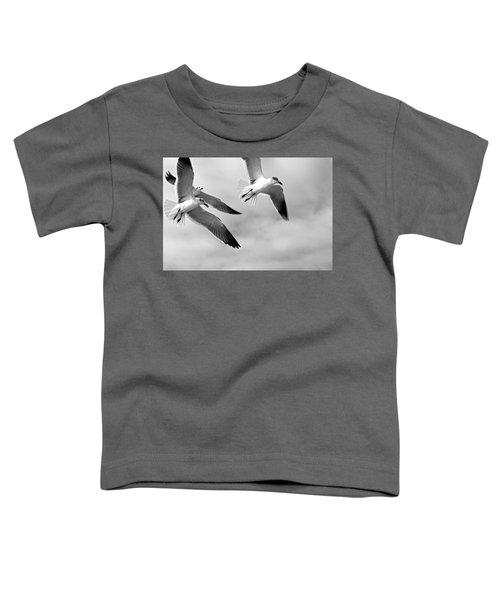 3 Gulls Toddler T-Shirt