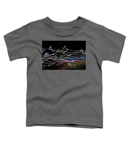 Magic Color Toddler T-Shirt