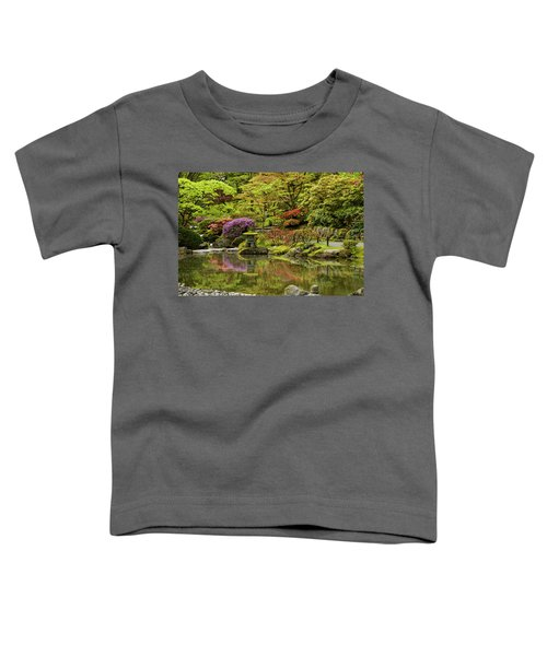 Peaceful Moment Toddler T-Shirt