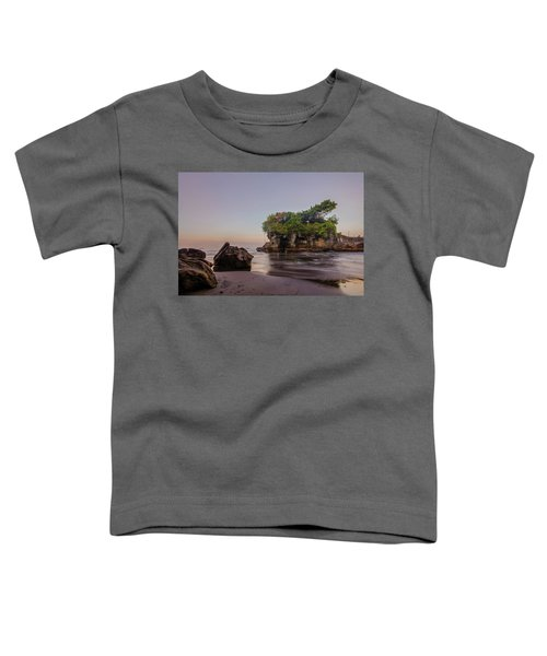 Tanah Lot - Bali Toddler T-Shirt