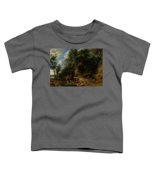The Watering Place Toddler T-Shirt