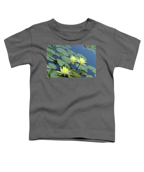 3 Yellow Toddler T-Shirt