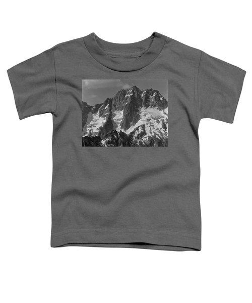 304630 Bw North Face Mt. Stuart Toddler T-Shirt