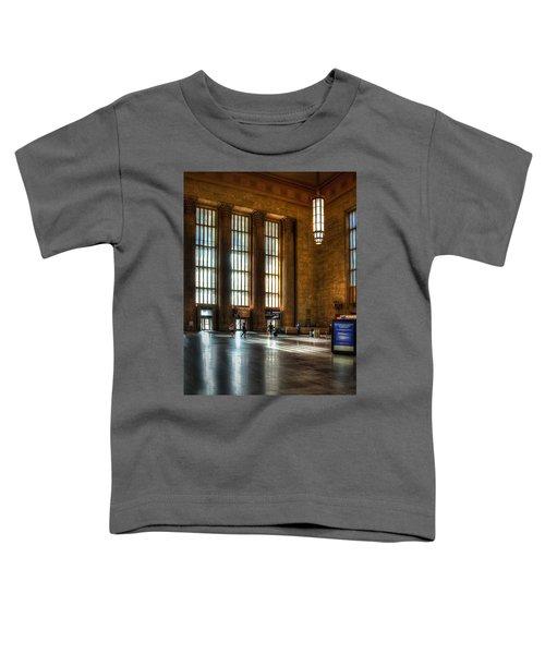 30th Street Station Toddler T-Shirt