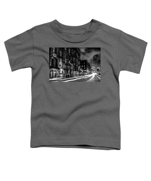 Savannah Georgia Waterfront And Street Scenes  Toddler T-Shirt