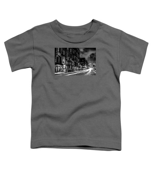 Savannah Georgia Waterfront And Street Scenes  Toddler T-Shirt