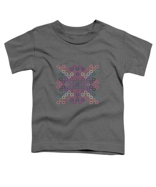 Lovely Pattern Toddler T-Shirt