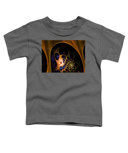 3d Chaotica Toddler T-Shirt